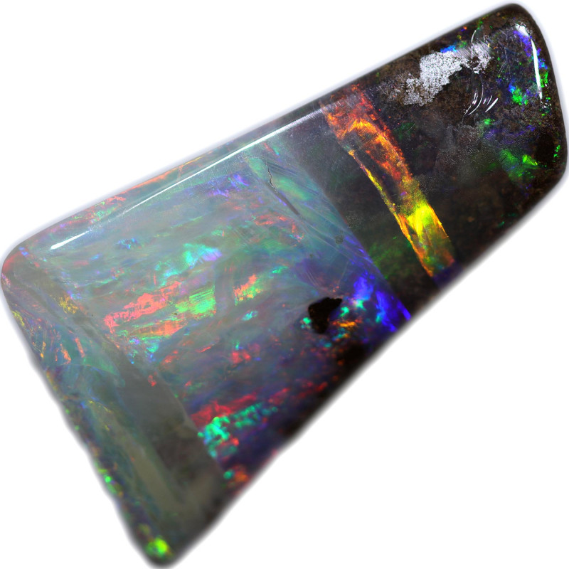 51.63 CTS BOULDER OPAL STONE FROM OLD COLLECTION [BMA8774]
