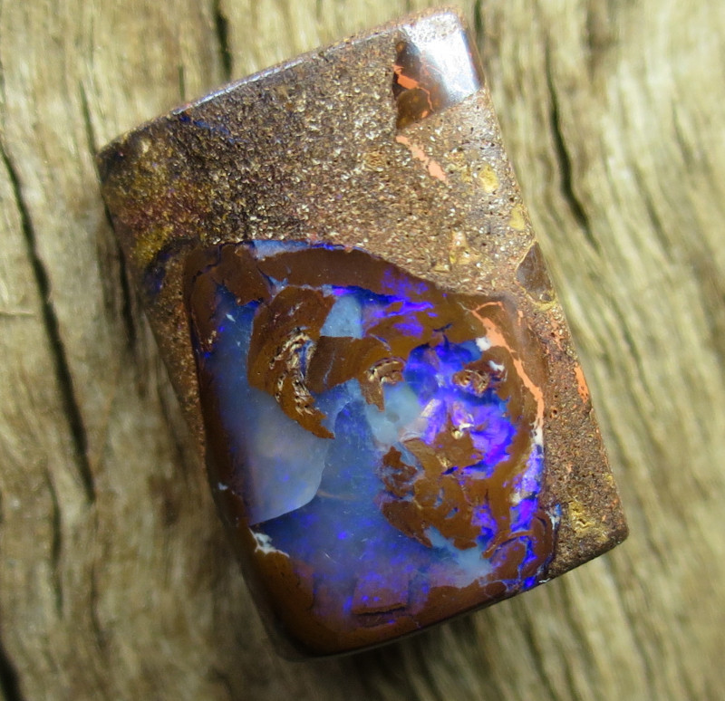 16cts. PIPE OPAL~OUTBACK QUEENSLAND..