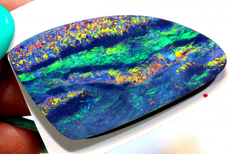 23.51 CTS QUALITY OPAL DOUBLET STONE INV-1406