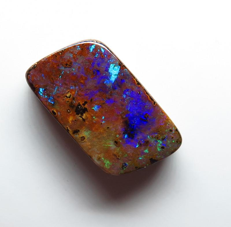 5.93ct Queensland Boulder Opal Stone