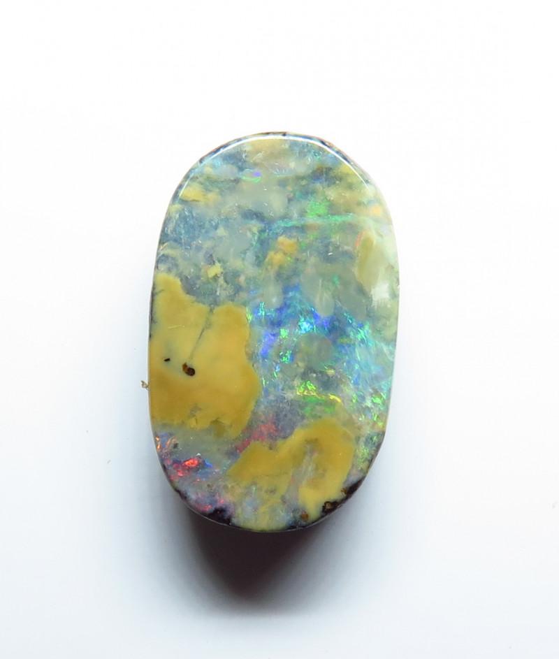 5.89ct Queensland Boulder Opal Stone