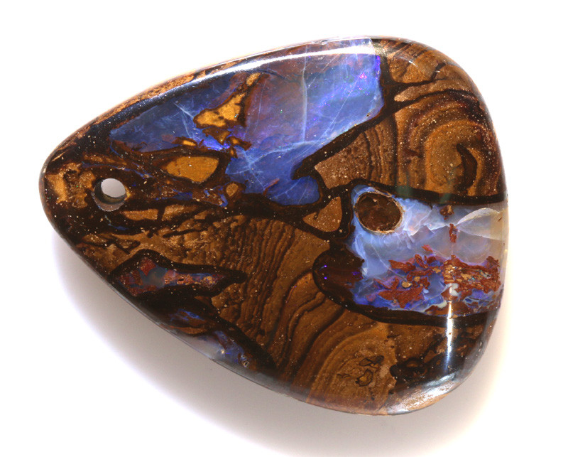54.90-CTS  YOWAH OPAL STONE DRILLED    NC-6979