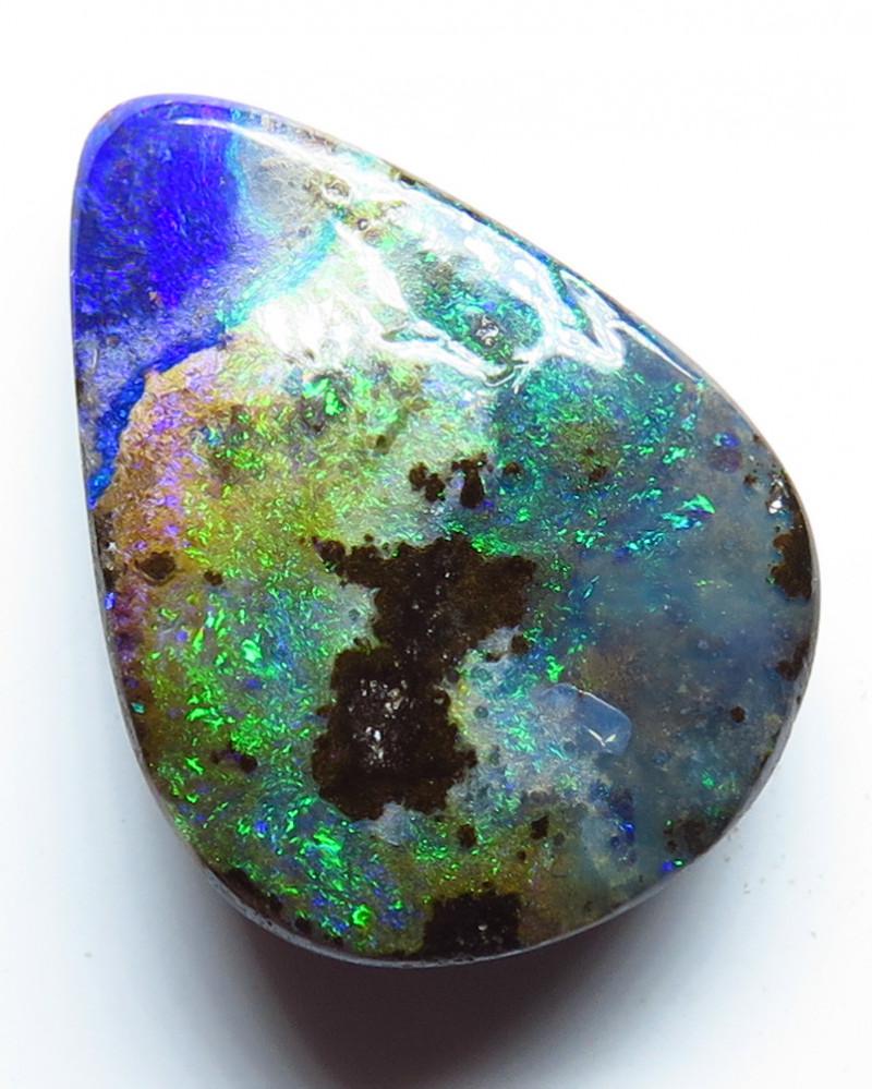 6.67ct Queensland Boulder Opal Stone