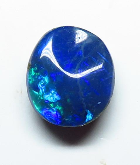 1.27t Lightning Ridge Black Opal stone