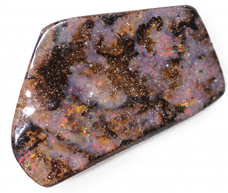 43.95 CTS BOULDER OPAL-WELL POLISHED [BMA8979]