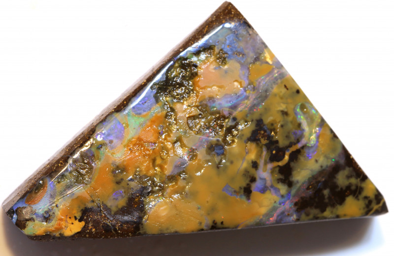 112.85 CTS  BOULDER OPAL  ROUGH    DT-9487