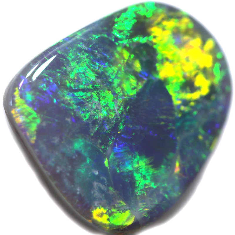 5.22 CTS  SOLID OPAL POLISHED LIGHTNING RIDGE [LRO950]