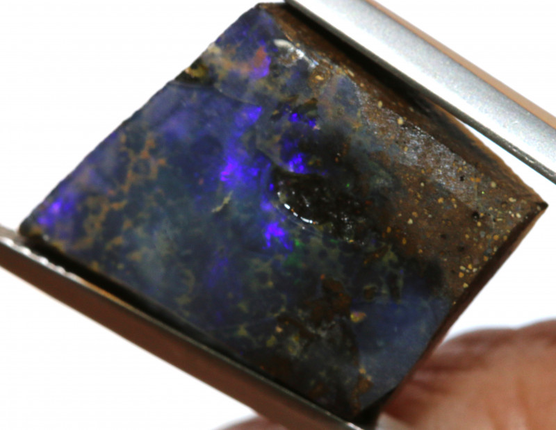 16.55 - CTS  BOULDER OPAL  ROUGH   DT-9551
