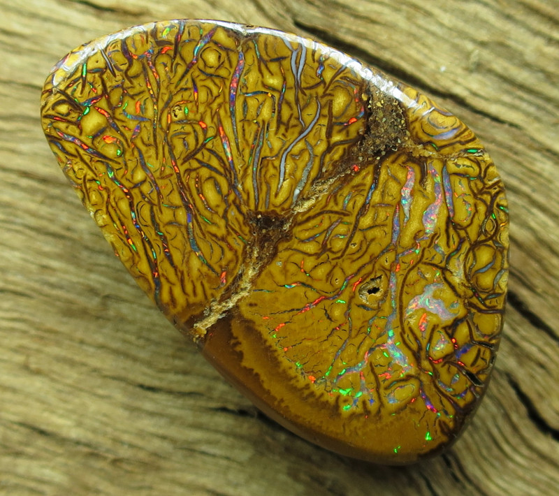 23cts, YOWAH OPAL~FROM OUR MINES!