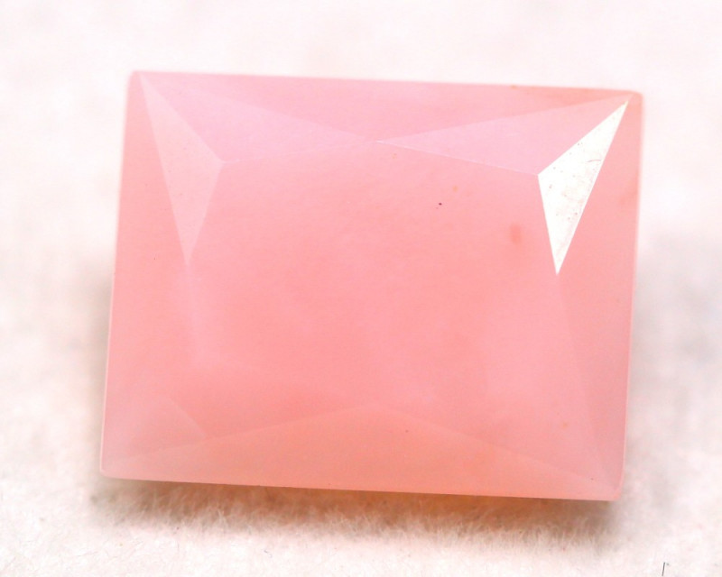 Pink opal 1.78Ct Natural Peruvian Andean Pink Color Opal F2719