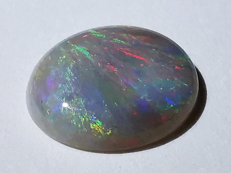 Lightning Ridge Solid Light Opal - 1.15 Cts