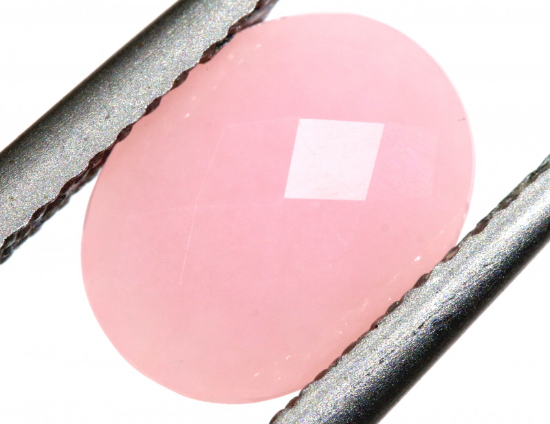 1.295 CTS -  PINK PERUVIAN  FACETED TBO-A16