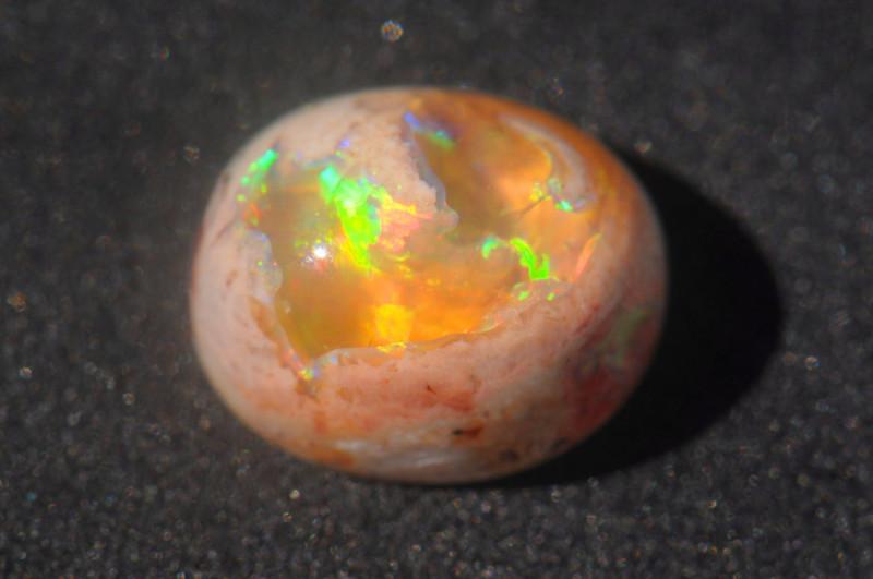 5.4ct Mexican Matrix Cantera Multicoloured Fire Opal
