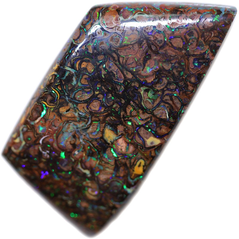 40.43 CTS  YOWAH  NUTS STONE TOP POLISHED [BMA9084]