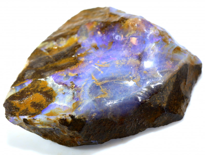 41.15- CTS  BOULDER OPAL  ROUGH   DT-9739