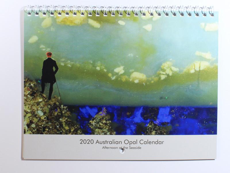 2020 - Australian Opal Calendar [25254]