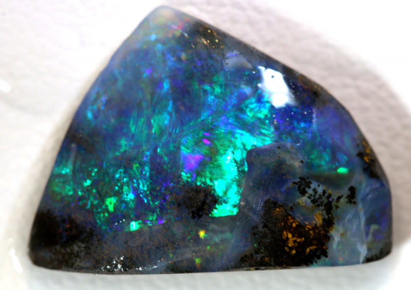 5.50- CTS QUALITY BOULDER OPAL  ROUGH   DT-9777