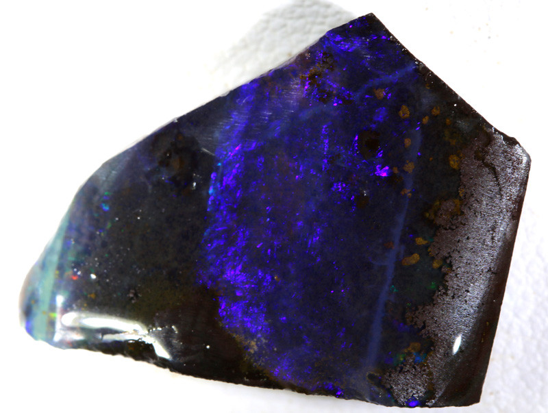24- CTS  BOULDER OPAL  ROUGH DT-9983