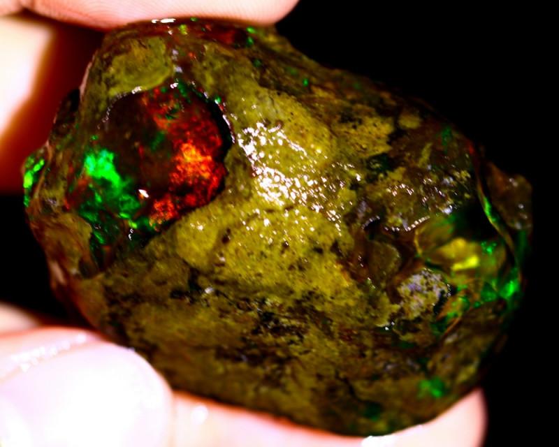 141cts Ethiopian Crystal Rough Specimen Rough / CR241