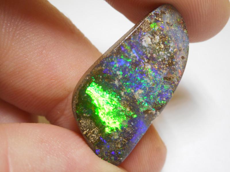 18.8ct Boulder Opal Polished Stone