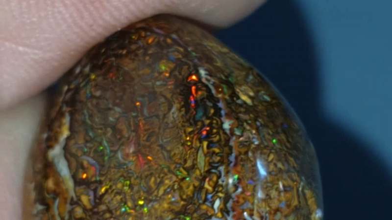35 Ct Boulder opal from Yowah