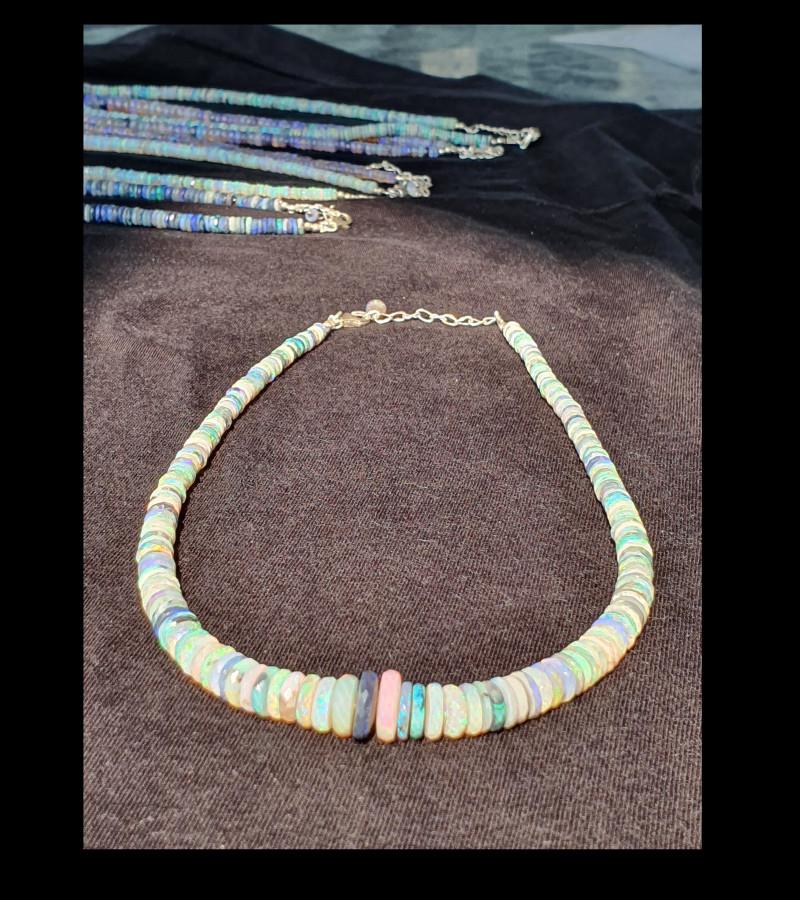 Australian Opal Beads #3
