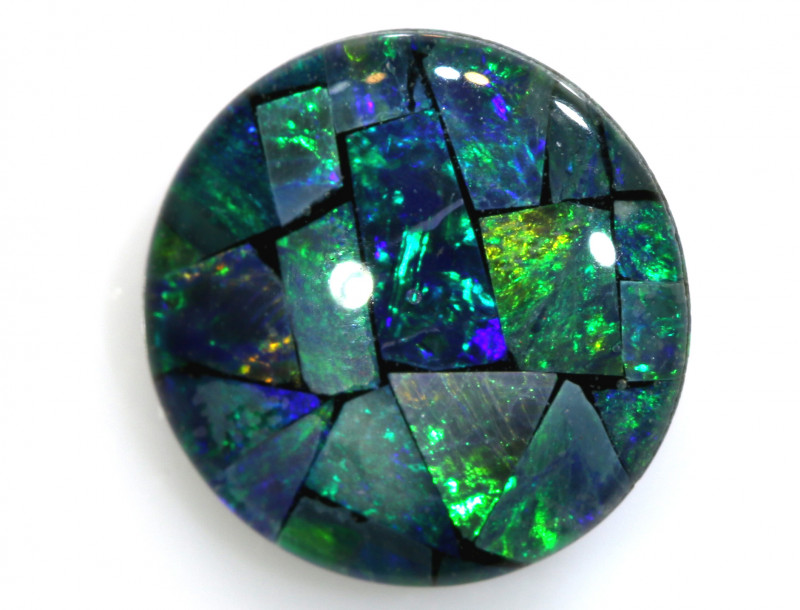 2.40 CTS - MOSAIC TRIPLET    LO-5691
