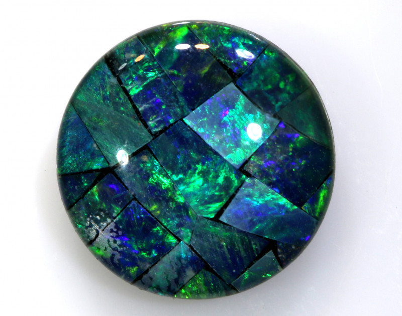 2.40CTS -  MOSAIC TRIPLET    LO-5696