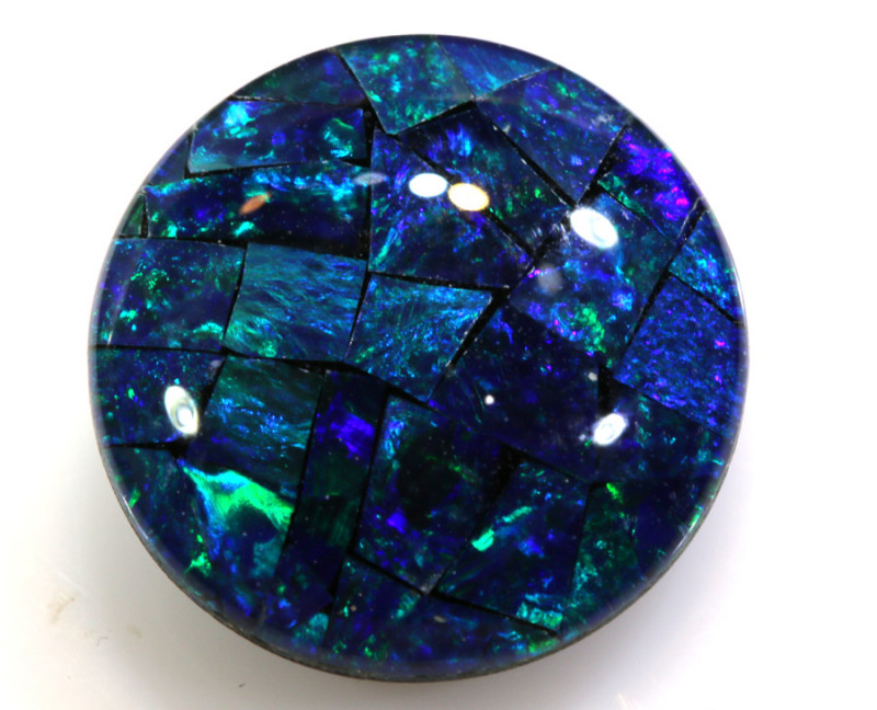 4.80CTS - TOP  QUALITY MOSAIC TRIPLET    LO-5705