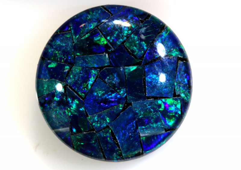 4.80CTS - TOP  QUALITY MOSAIC TRIPLET    LO-5707
