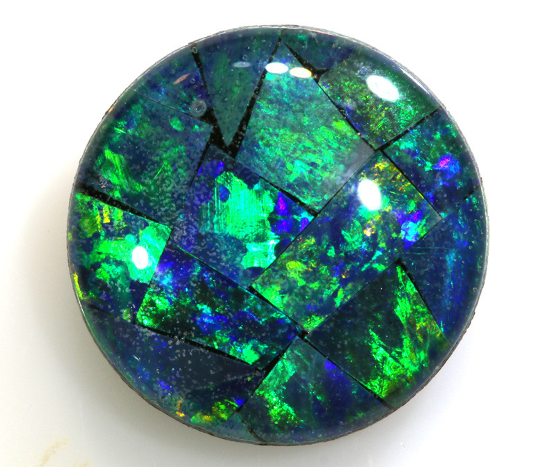 2.15 CTS - A GRADE  QUALITY MOSAIC TRIPLET   LO-5757
