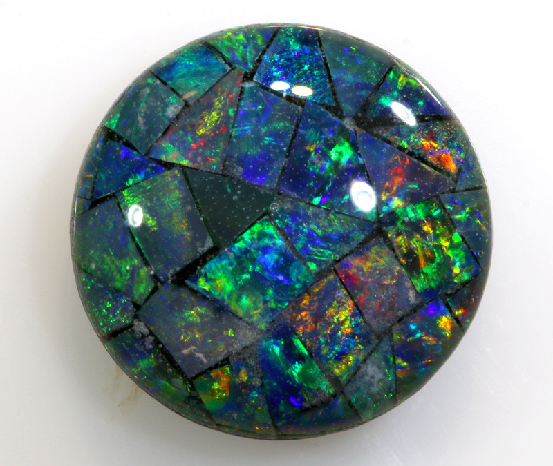 1.95 CTS - A GRADE  QUALITY MOSAIC TRIPLET  LO-5773