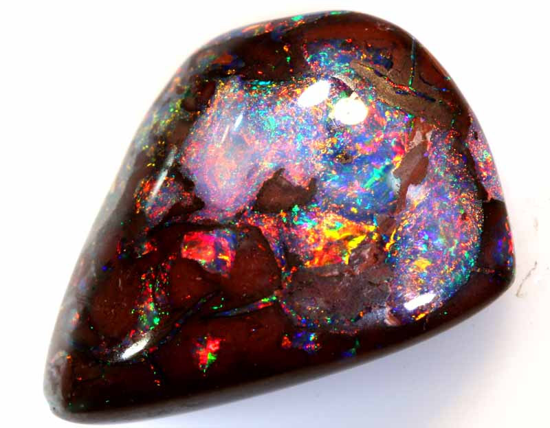 7.70 CTS BOULDER OPAL WOOD REPLACEMENT NC-7102