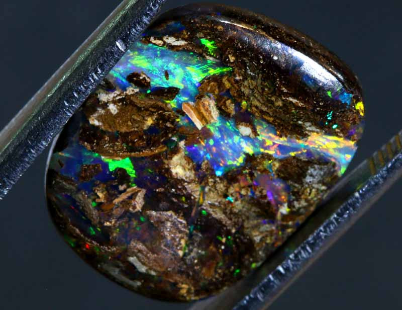 7.95 CTS BOULDER OPAL WOOD REPLACEMENT NC-7115