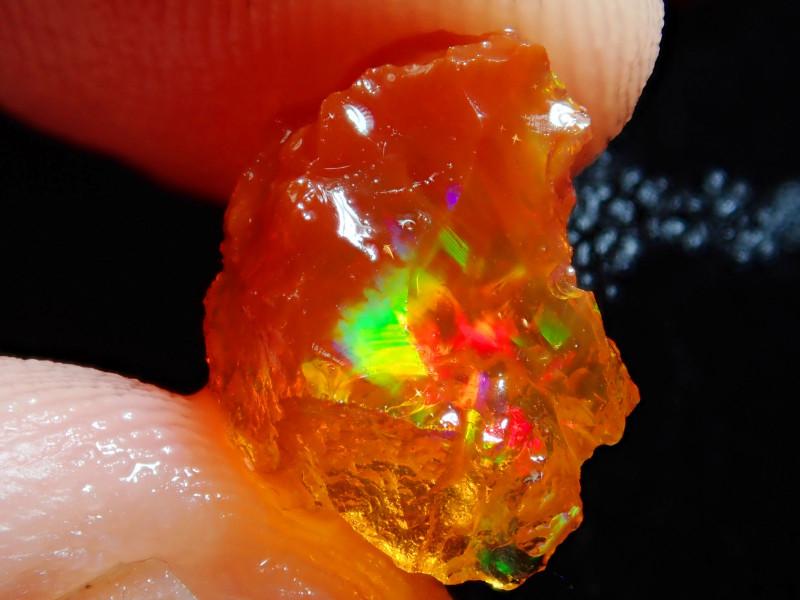 3.08ct -#A1 - Gamble Rough Mexican Opal
