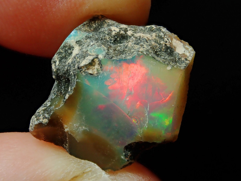 10.05ct -#A2 - Gamble Rough from Wello Dalanta