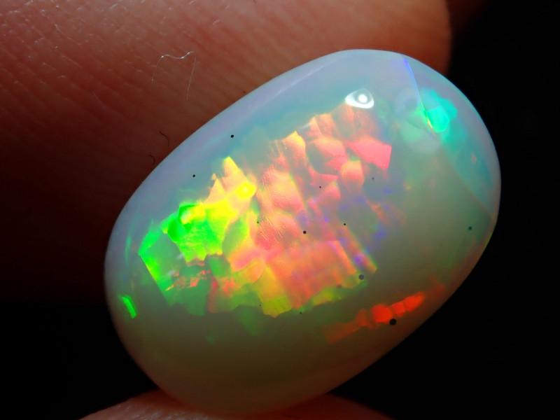 4.47ct Blazing Welo Solid Opal Specimen