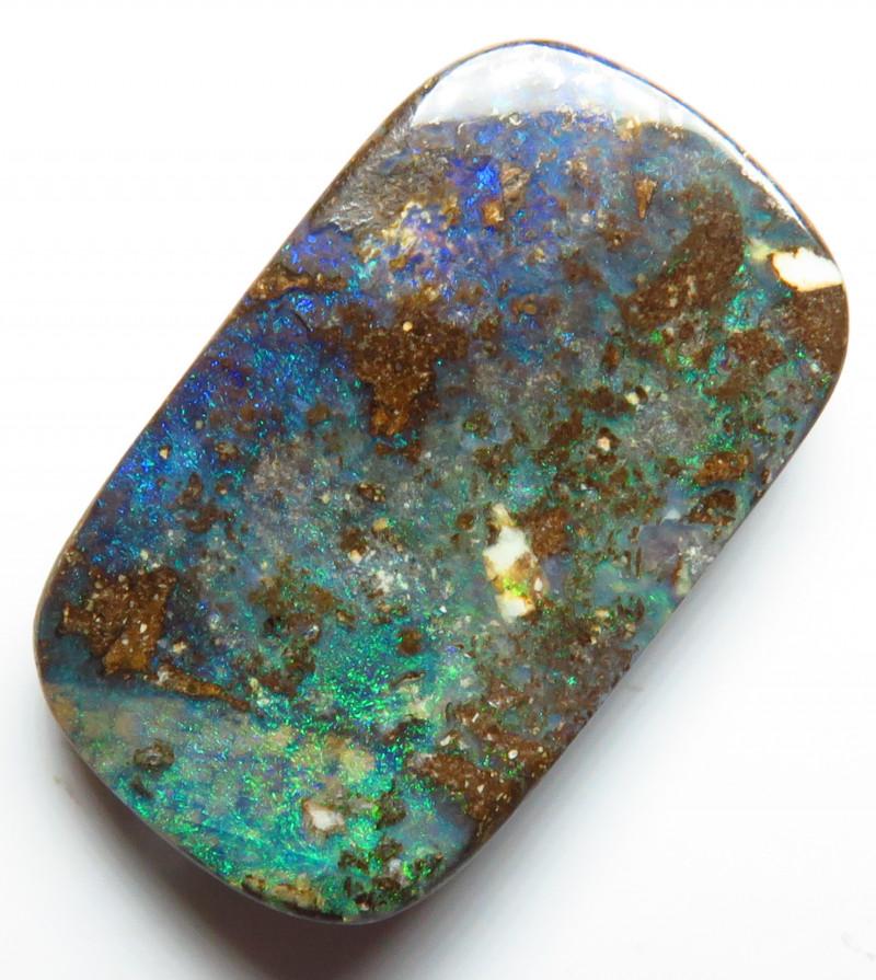 21.87ct Queensland Boulder Opal Stone