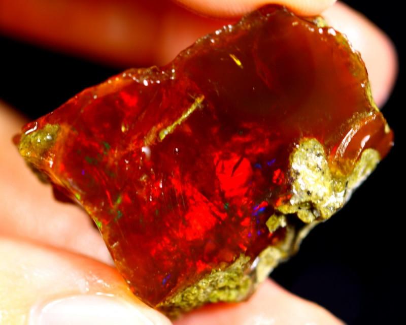 63cts Ethiopian Crystal Rough Specimen Rough / CR526