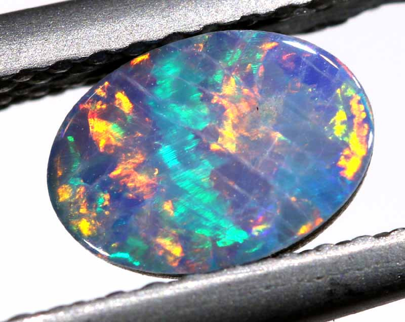 0.55CTS  OPAL   DOUBLET  STONE LO-5860