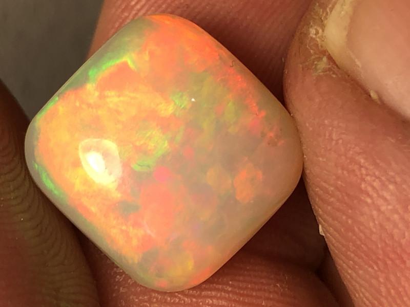 7ct gem color opal