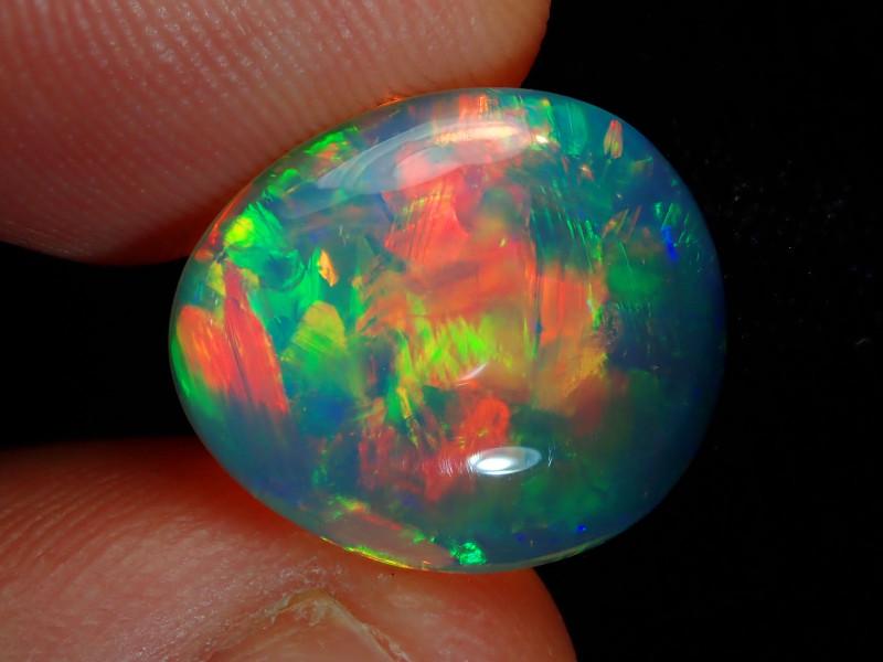 5.64ct. Blazing Welo Solid Opal