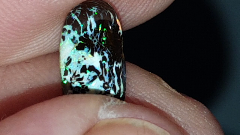 2.3 Ct Boulder Opal from Koroit