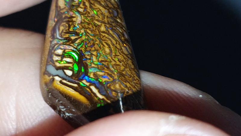 14.36 Ct Boulder Opal from Yowah (LR)