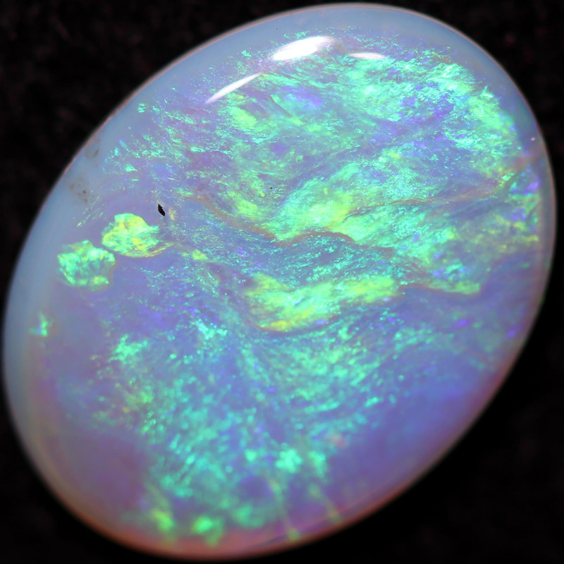 1.66 CTS SOLID WHITE CLIFFS OPAL-POLISHED[SEDA3037]