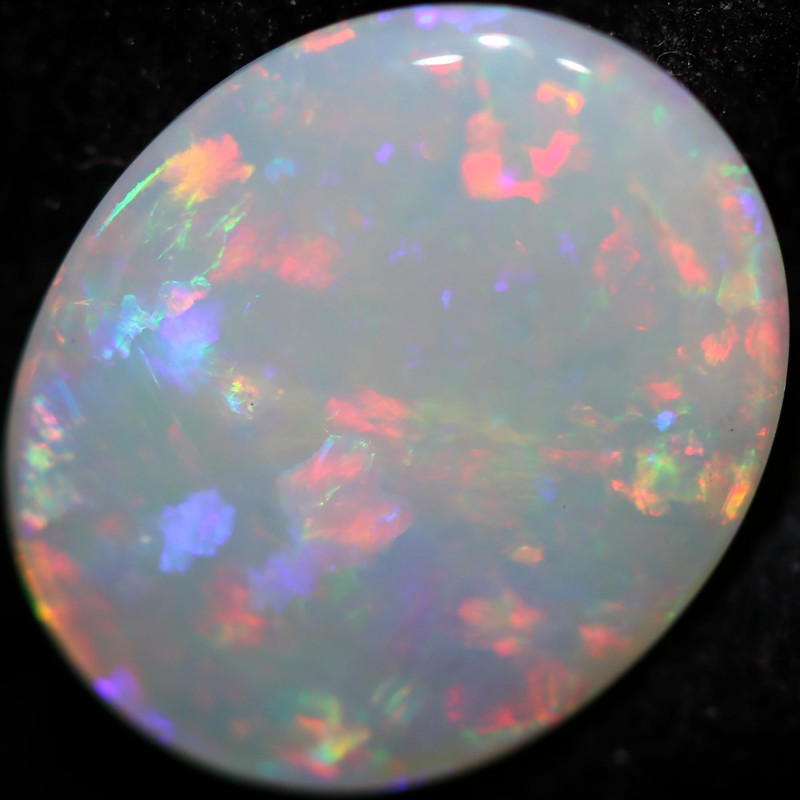 2.34 CTS SOLID WHITE CLIFFS OPAL-POLISHED[SEDA3047]