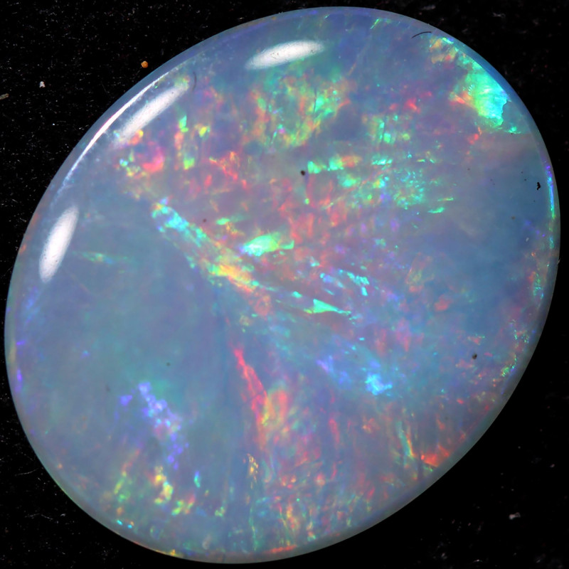 1.66 CTS SOLID WHITE CLIFFS OPAL-POLISHED[SEDA3053]