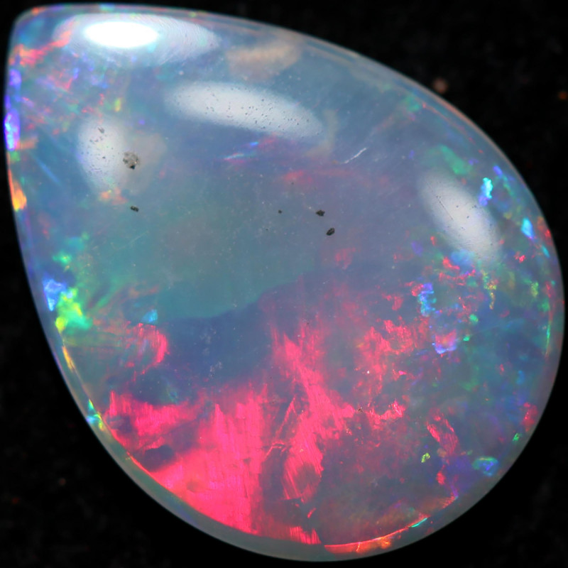 1.37 CTS SOLID WHITE CLIFFS OPAL-POLISHED[SEDA3057]