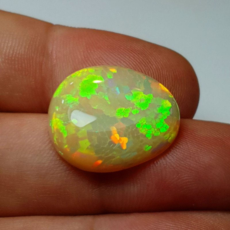 10.76ct Blazing Welo Solid Opal