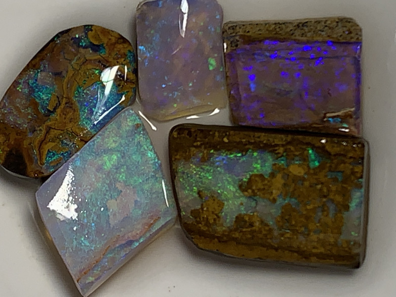 PIPE OPAL; SELECT CUTTERS GRADE BOULDER PIPE#3112
